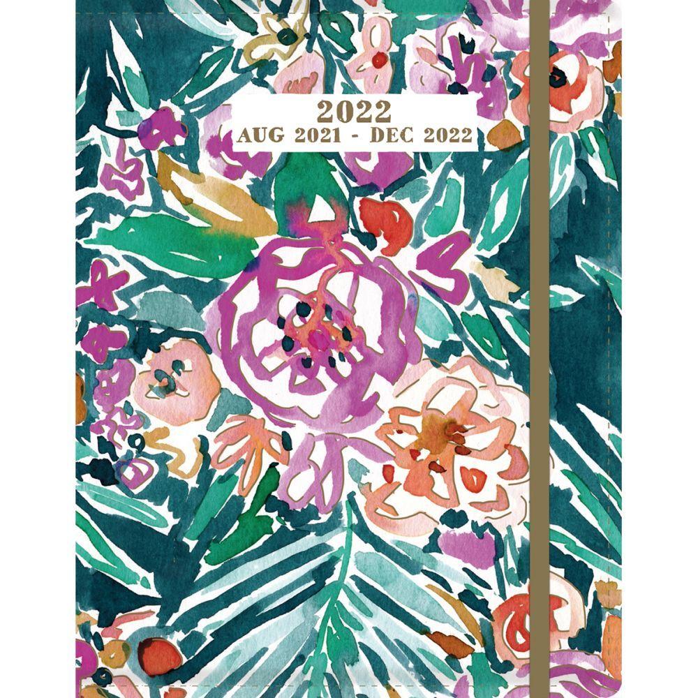 Kew Gardens Exotic Plants Wall Calendar