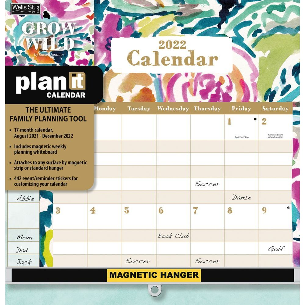Birds in the Garden 2019 Desk Pad