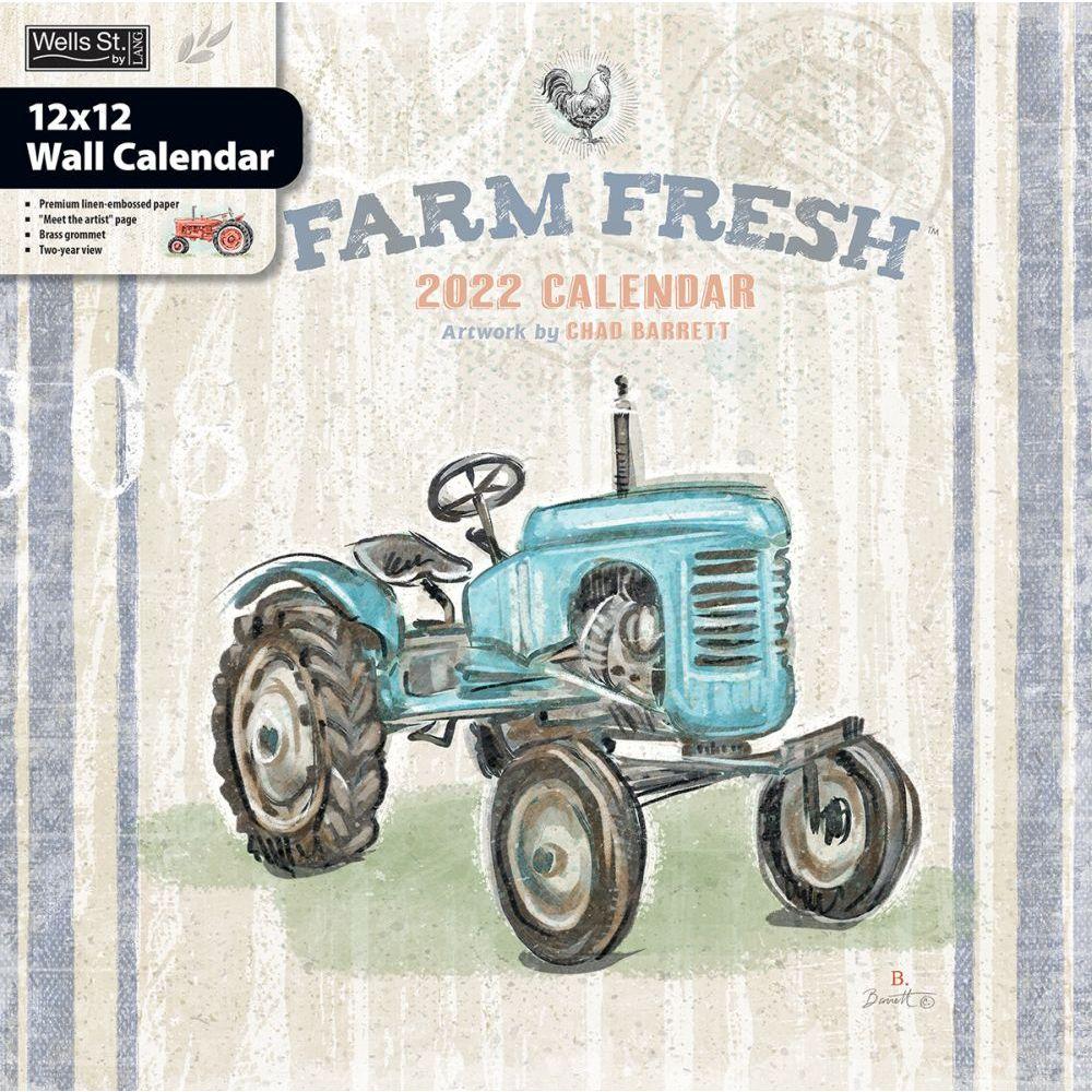 Critter 2020 Easel Calendar