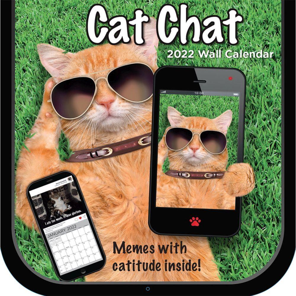 Big Cats NG 2019 Wall Calendar