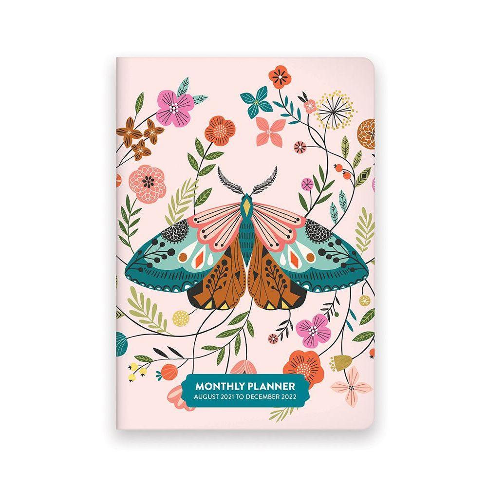 Plaid Small 2022 Desk Pad