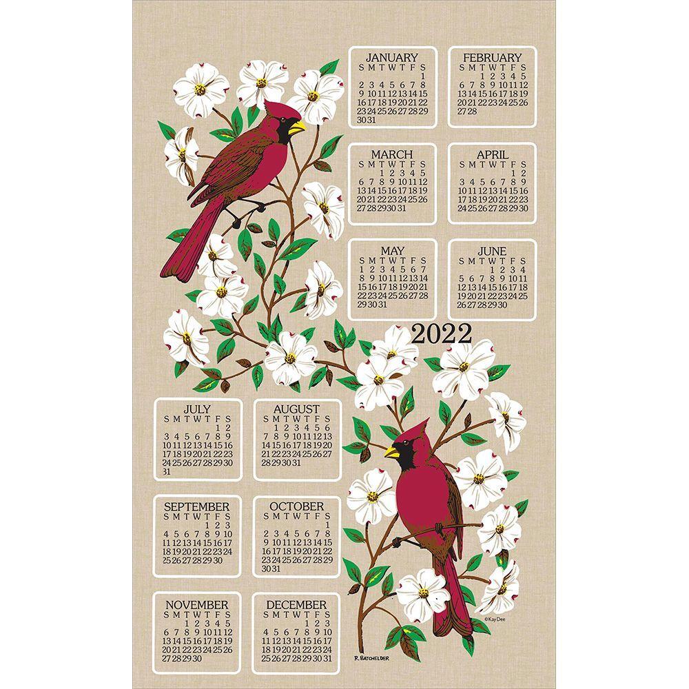 California 2020 Wall Calendar