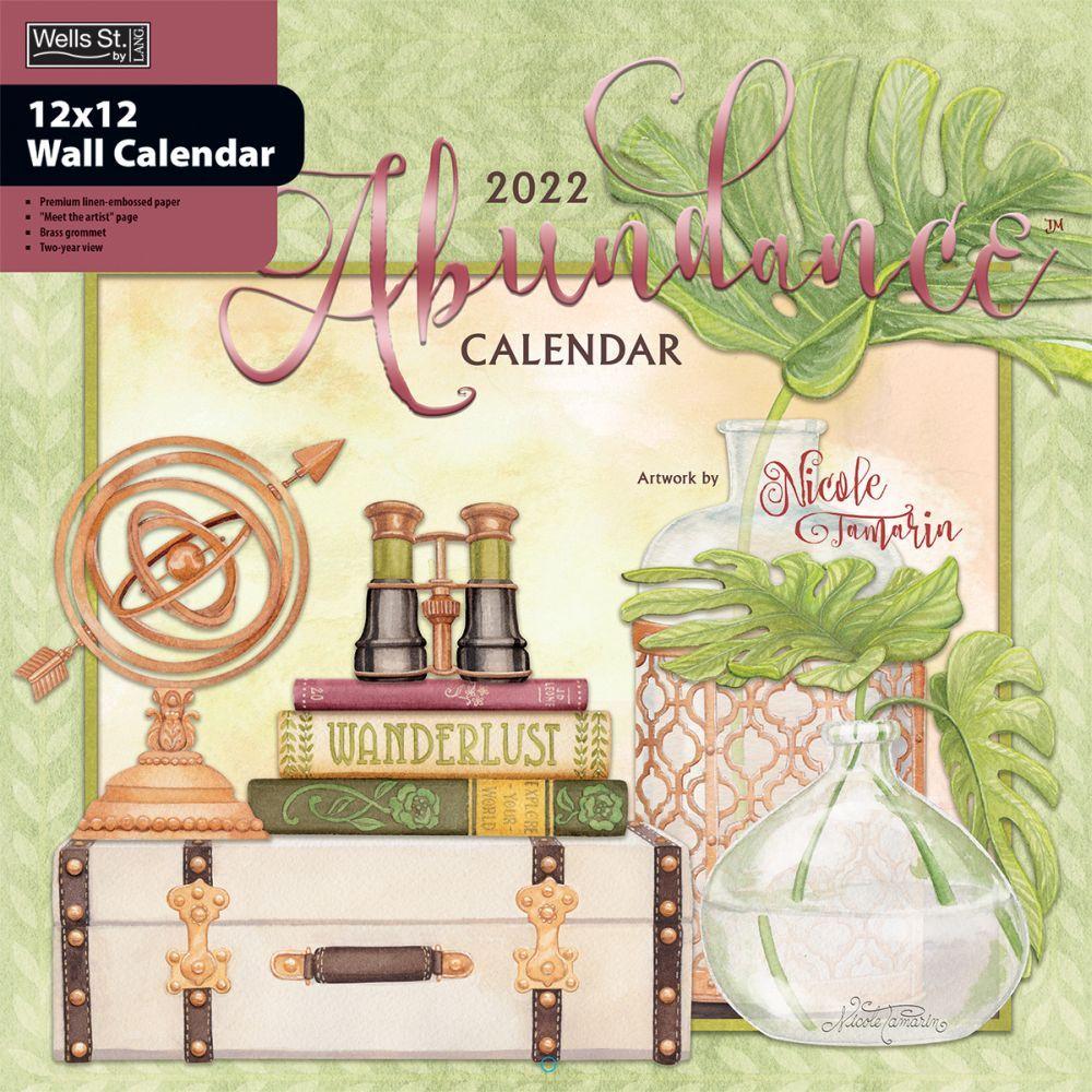 Farmhouse Friends 2020 Wall Calendar