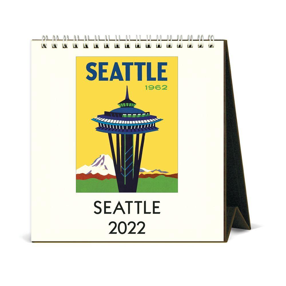 Iowa Hawkeyes 2020 Desk Calendar