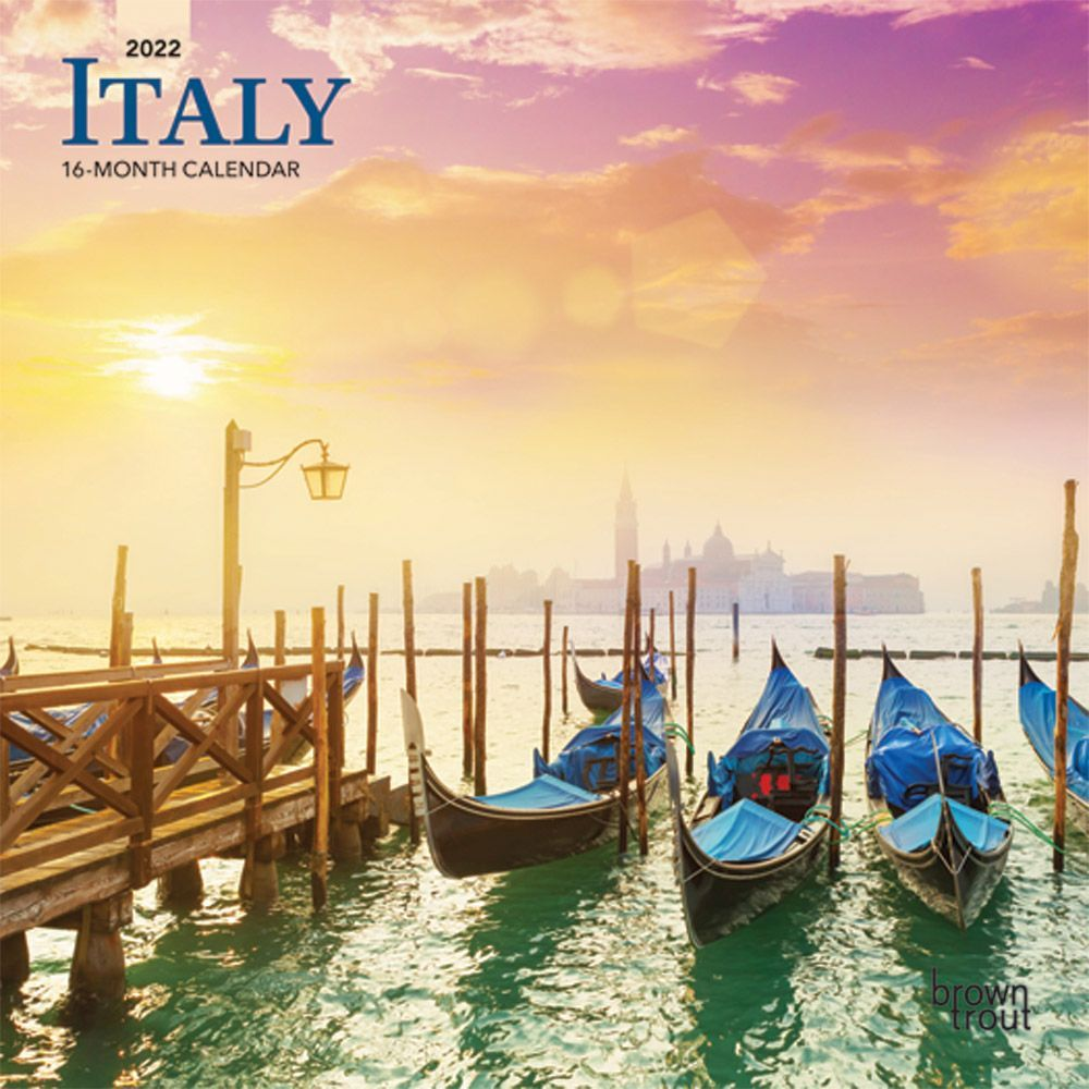 365 Days of Ireland 2020 Wall Calendar