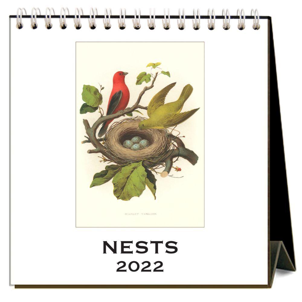 Months 2019 Easel Desk Calendar