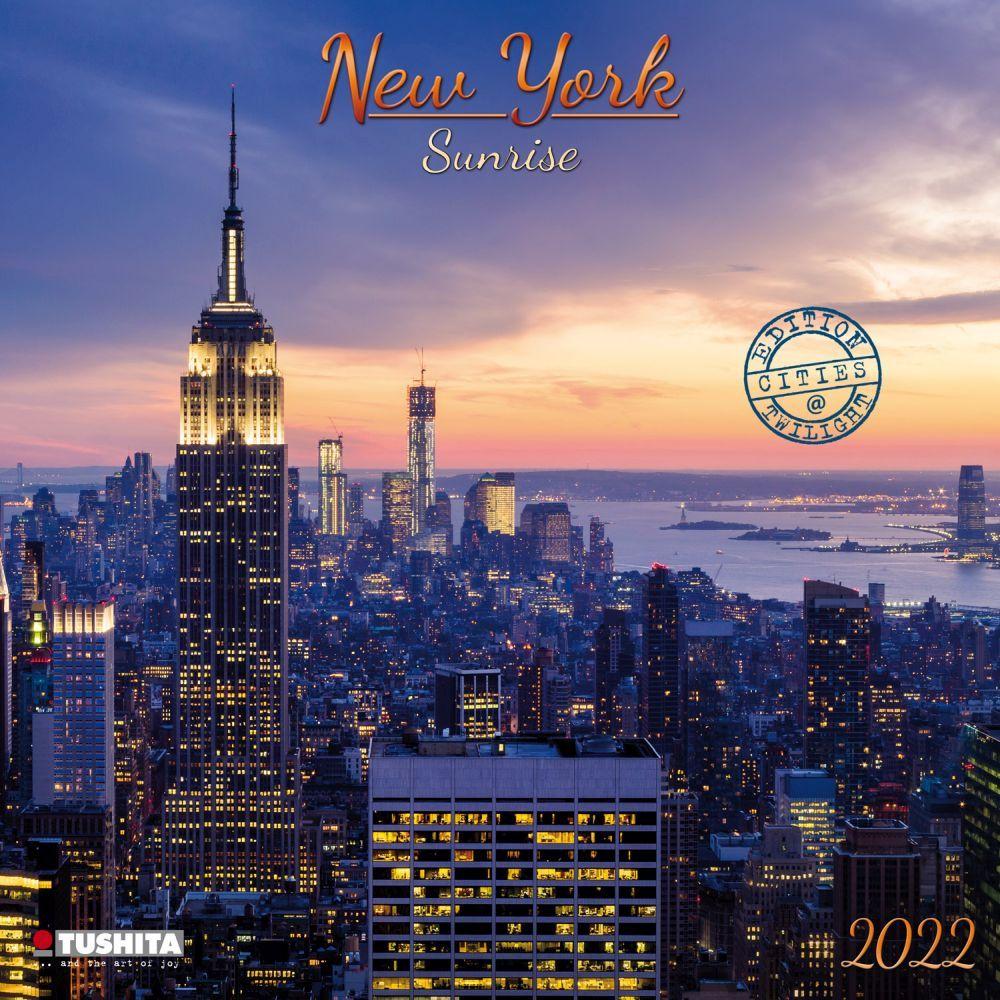 Rush 2020 Wall Calendar