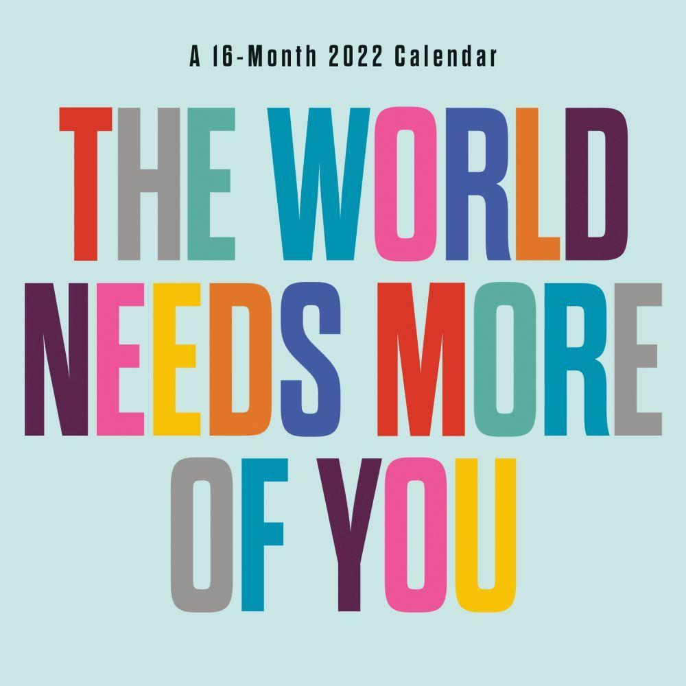 How to Win Friends 2020 Desk Calendar