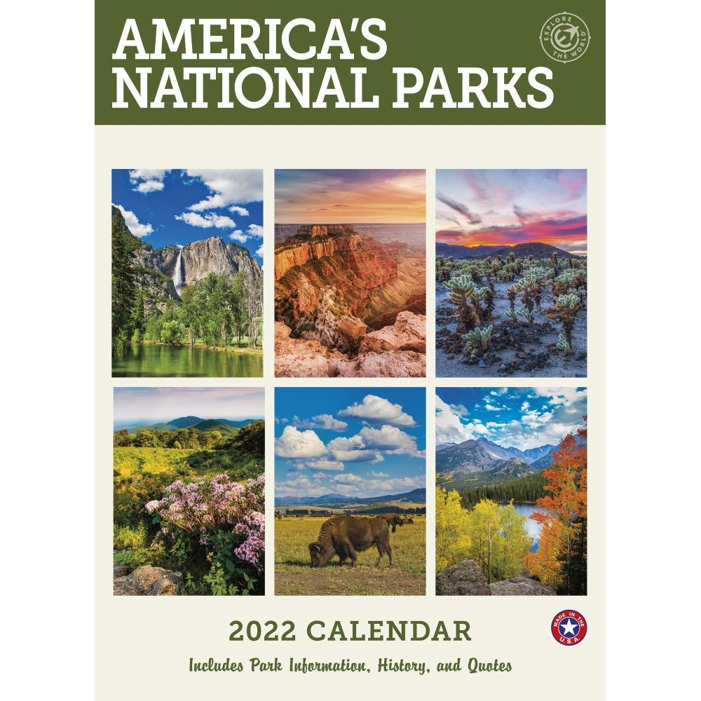 Home in the Alps 2022 Small Wall Calendar