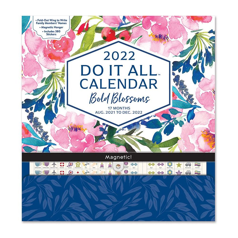 365 Days of Shoes 2019 Wall Calendar