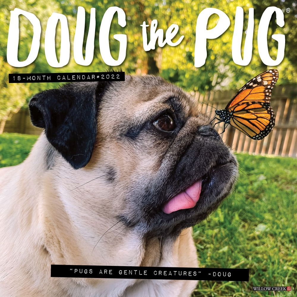 Handmade by Lisa Wall Calendar