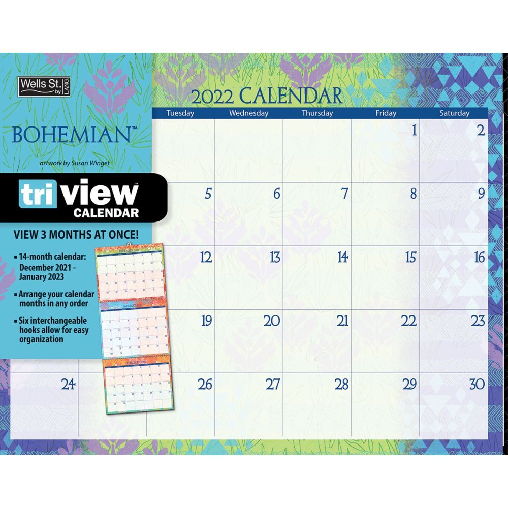 Art of the Quilt 2020 Wall Calendar