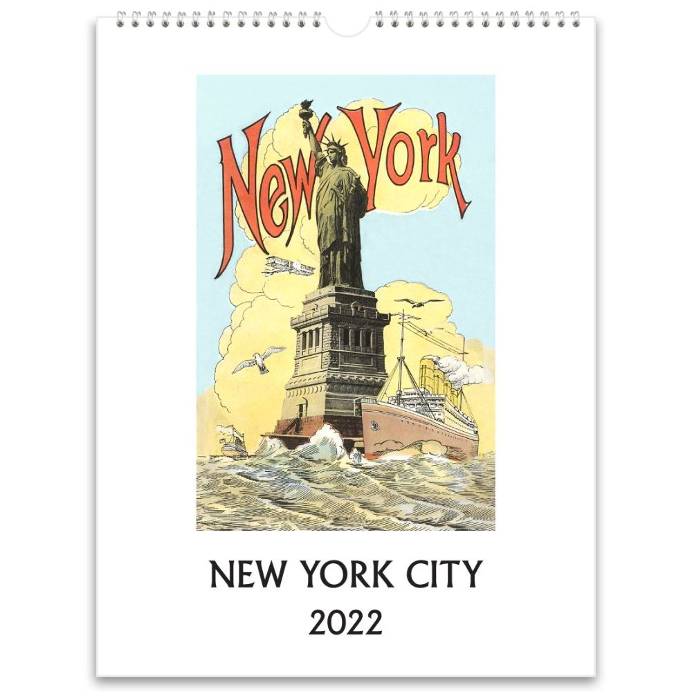 Serenity 17.5 X 24 Dry Erase Calendar