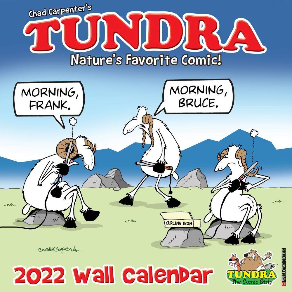 TokiDoki 2020 Wall Calendar