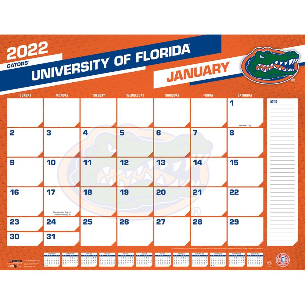 ESPN 2019 Desk Calendar
