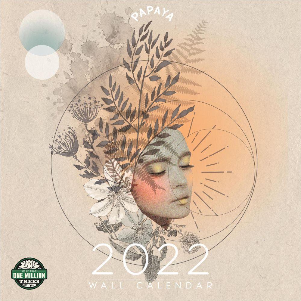 Falling Waters 2019 Wall Calendar