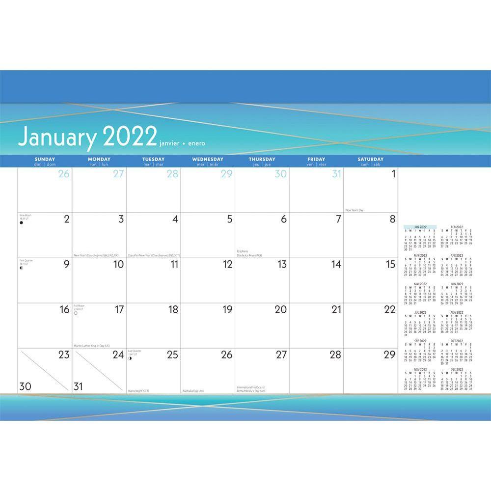 Macleod 2020 Wall Calendar